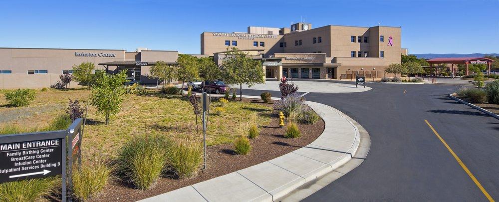 Yavapai Regional Medical Center East: 7700 E Florentine Rd, Prescott Valley, AZ