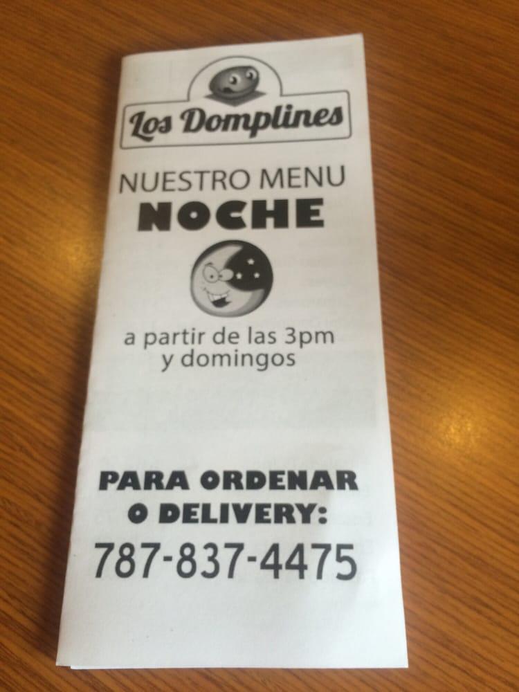 Los Domplines: Calle Muñoz Rivera 57, Juana Díaz, PR