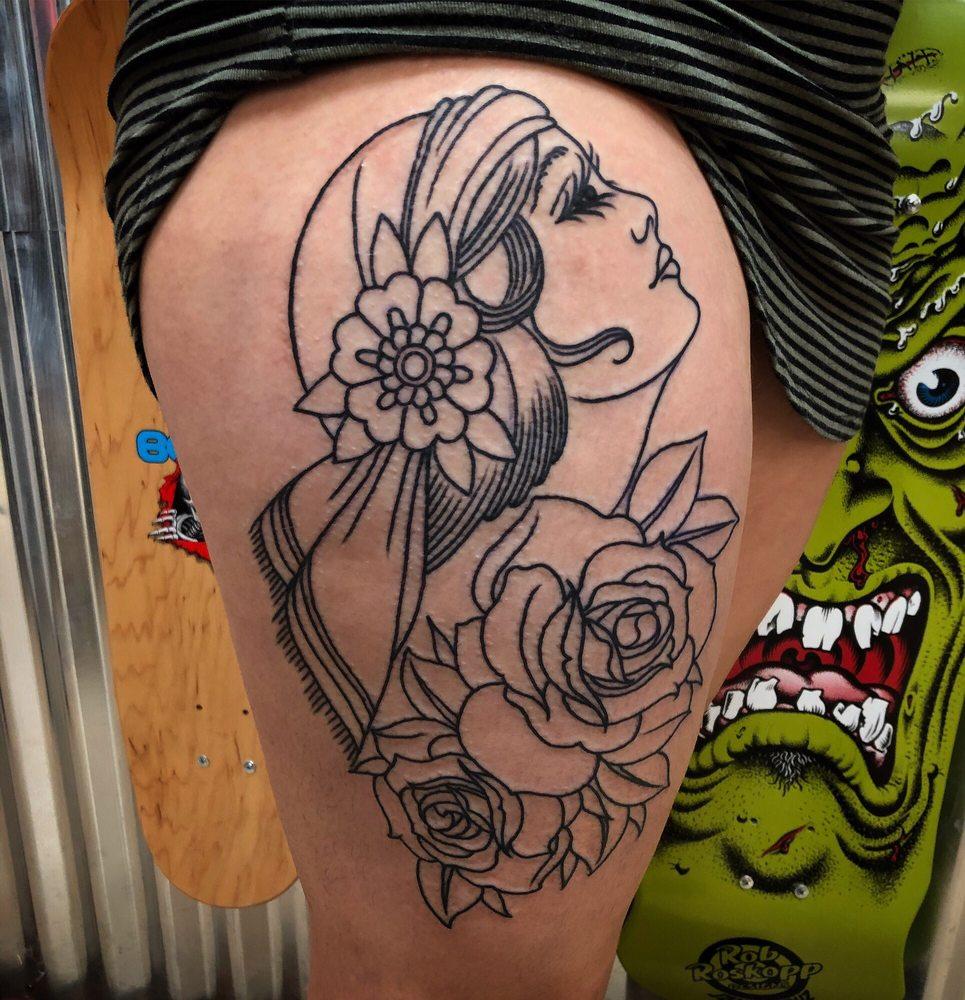 13 Mag Tattoo: 5801 Power Inn Rd, Sacramento, CA