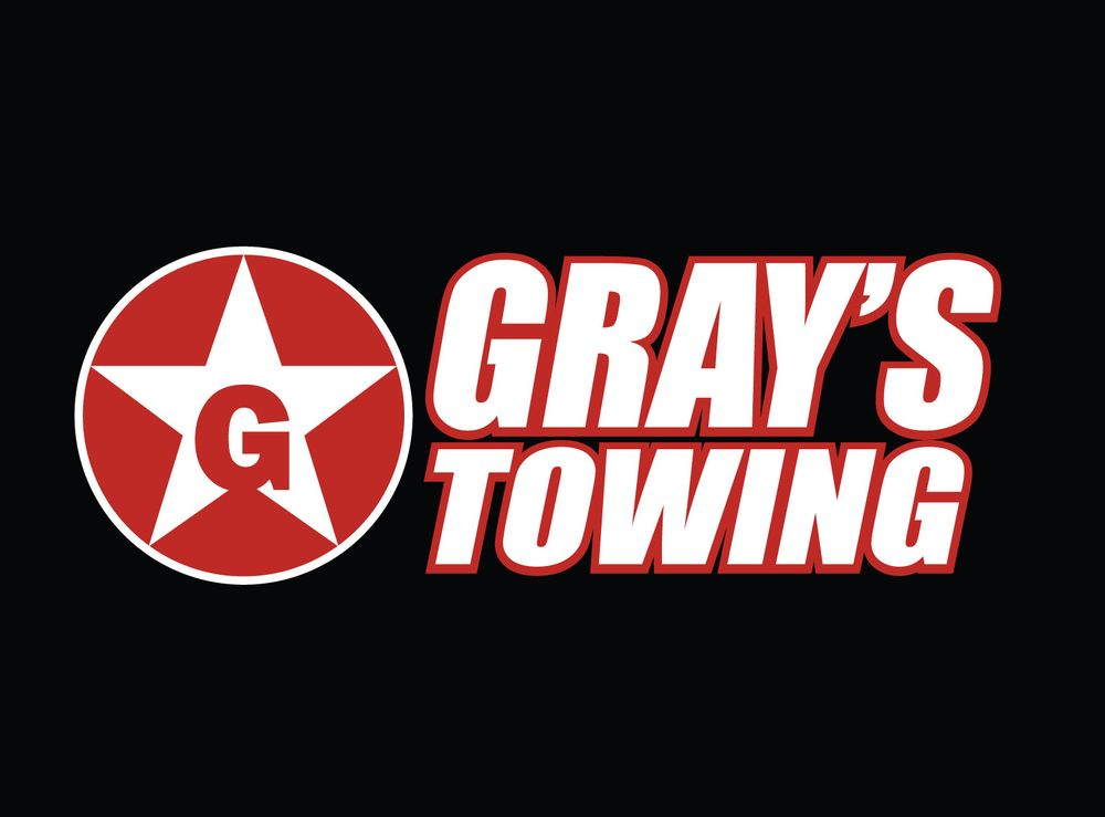 Gray's Towing: 107 Cannon Blvd, Newport, NC