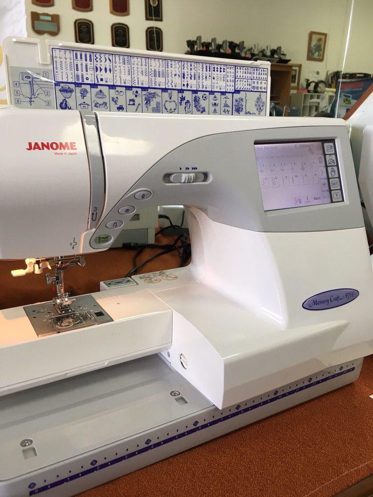 A-1 Sewing Machine
