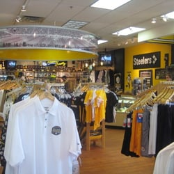 Pittsburgh Steelers Sideline Store Outlet 1911 Leesburg Grove