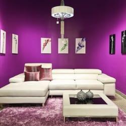 Photo Of Go Modern Miami Fl United States Potenza Leather Sectional 106x63