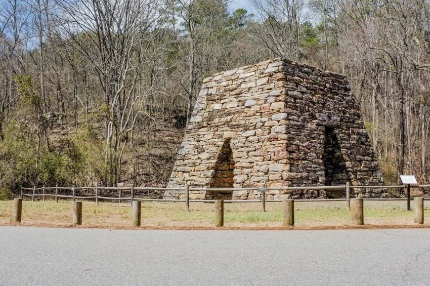 Cooper's Furnace: River Rd, Cartersville, GA