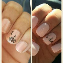 French nails ridley park pa