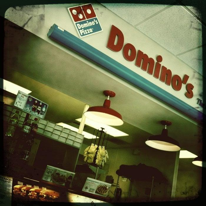 Domino's Pizza: 450 E Main St, Bridgeport, WV