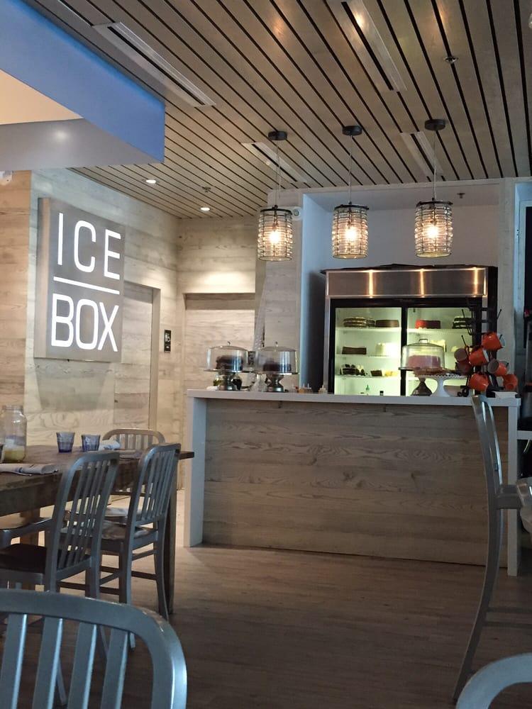 Ice Box Cafe Miami Beach