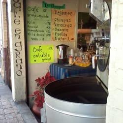 Los Chaneques Coffee Roasteries Mar Mediterráneo 45 Ciudad De