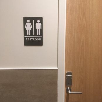 And restrooms Barnes noble