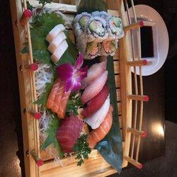 Photo Of Cloud 9 Asian Bistro Duluth Mn United States Sushi Sashimi