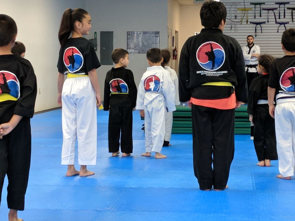Miro's Taekwondo: 4300 Sonoma Blvd, Vallejo, CA