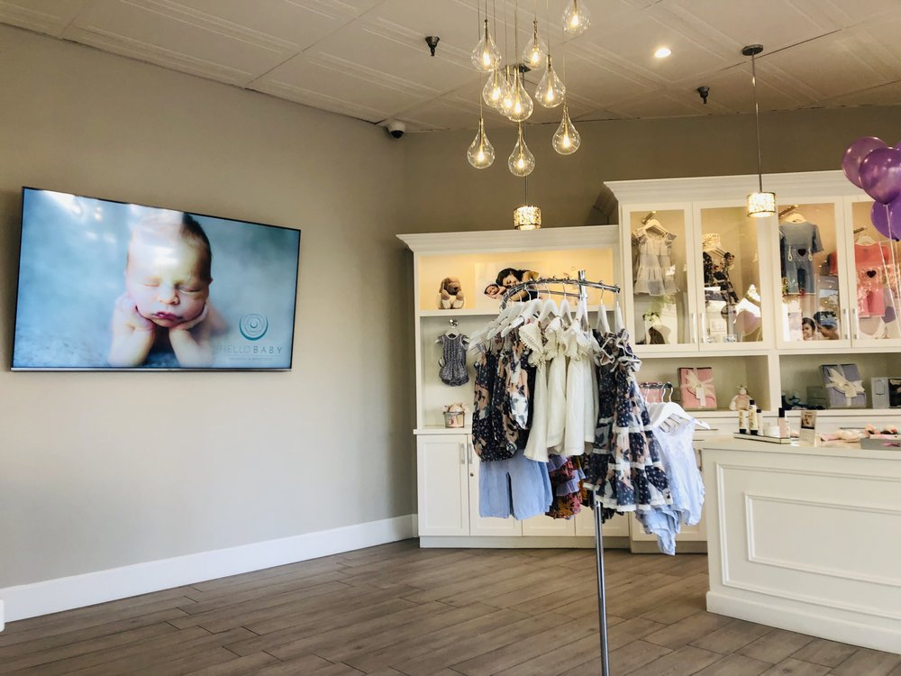 Hello Baby Boutique & Imaging: 18 Red Leaf Ln, Ladera Ranch, CA