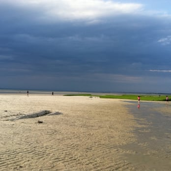 Photo Of Skaket Beach Orleans Ma United States Right Before Sunset
