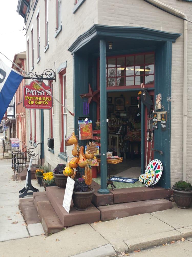 Patsy's Potpourri of Gifts: 30 E Philadelphia Ave, Boyertown, PA