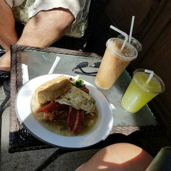 Nostrand Cafe Menu