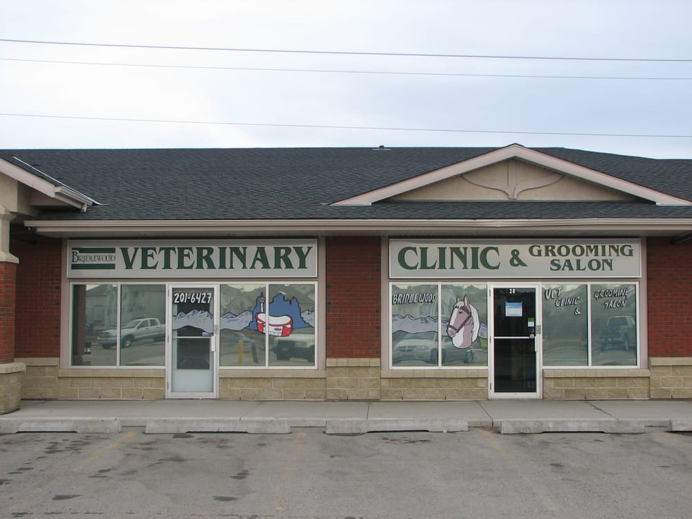 Bridlewood veterinary clinic grooming salon vets for About u salon calgary