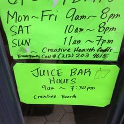 Creative Health Food Store - Health Markets - 2805 ...