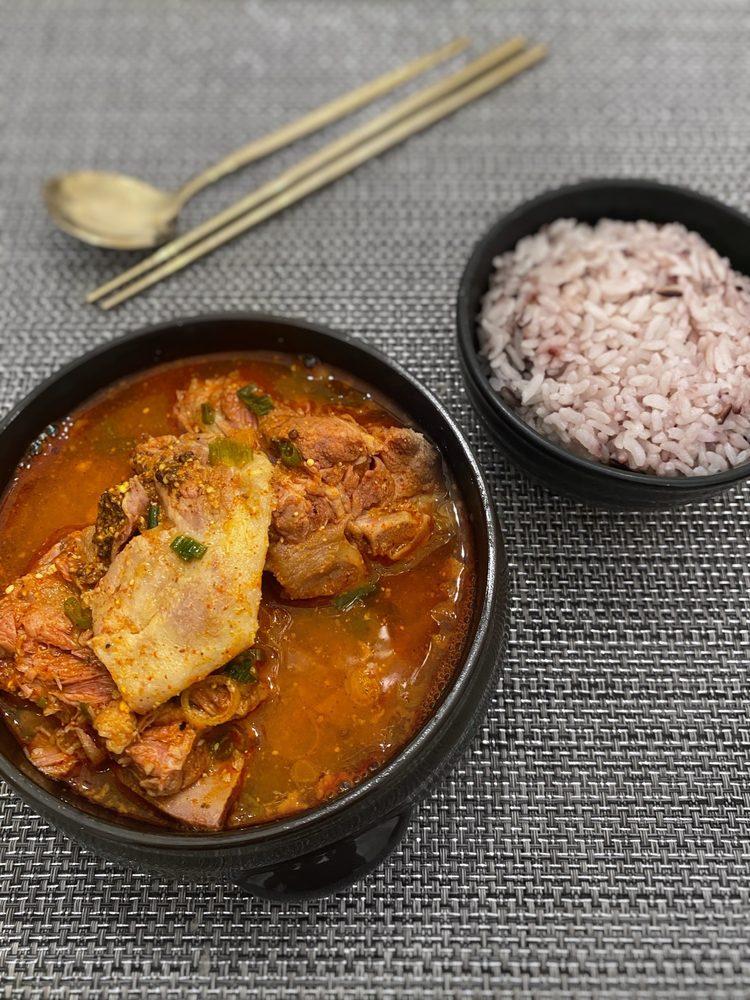 Bueokae Korean Restaurant - Love's Kitchen