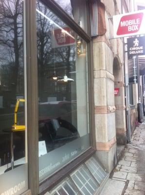 Photo Of Mobile Box   Stockholm, Sweden