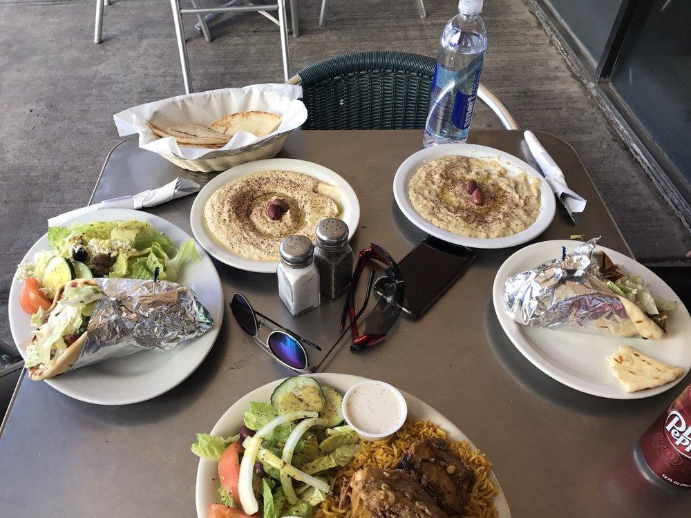 International Delights Café: 1245 El Paseo Rd, Las Cruces, NM