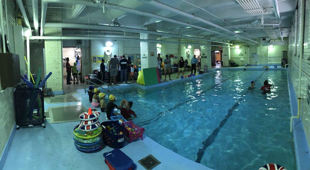 British Swim School Hudson Waterfront: Bayonne, NJ