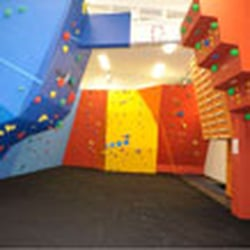 Craggy Island Indoor Climbing, Bouldering and Caving Centre