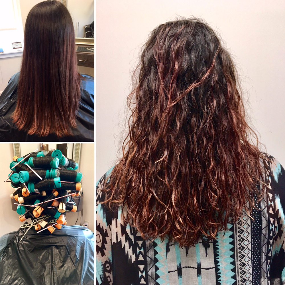 Body Wave Perm Before And After Yelp