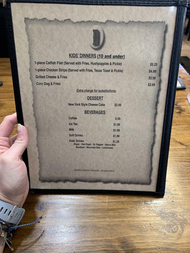Don's Steakhouse: 1511 Market Dr, Pocahontas, AR