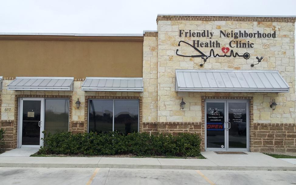 Friendly Neighborhood Health Clinic: 617 East Lp 499, Harlingen, TX