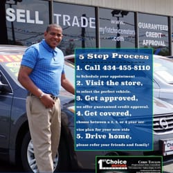 Photo of 1st Choice Motors - Madison Heights, VA, United States. Our 5
