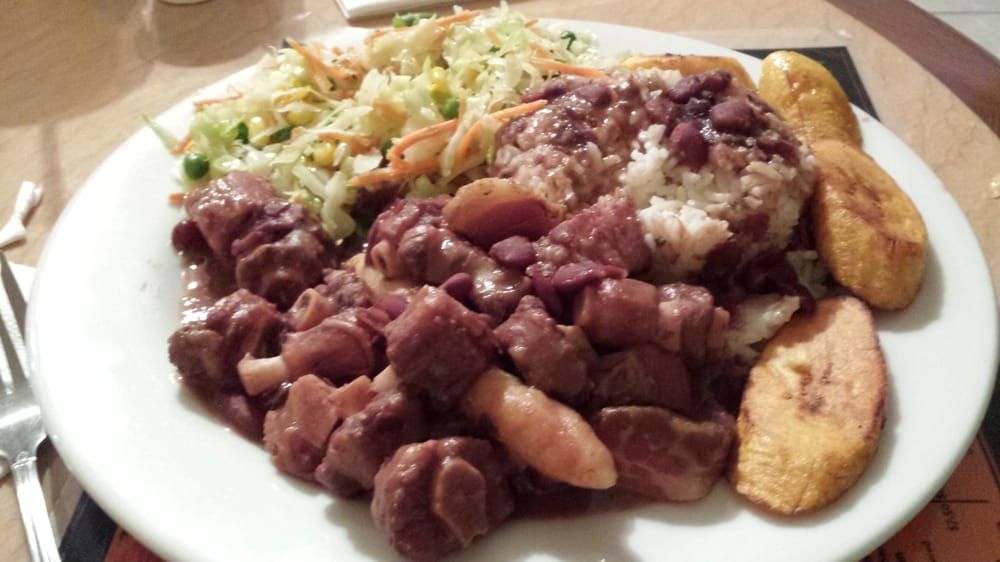stew peas with oxtail and corned beef  yelp