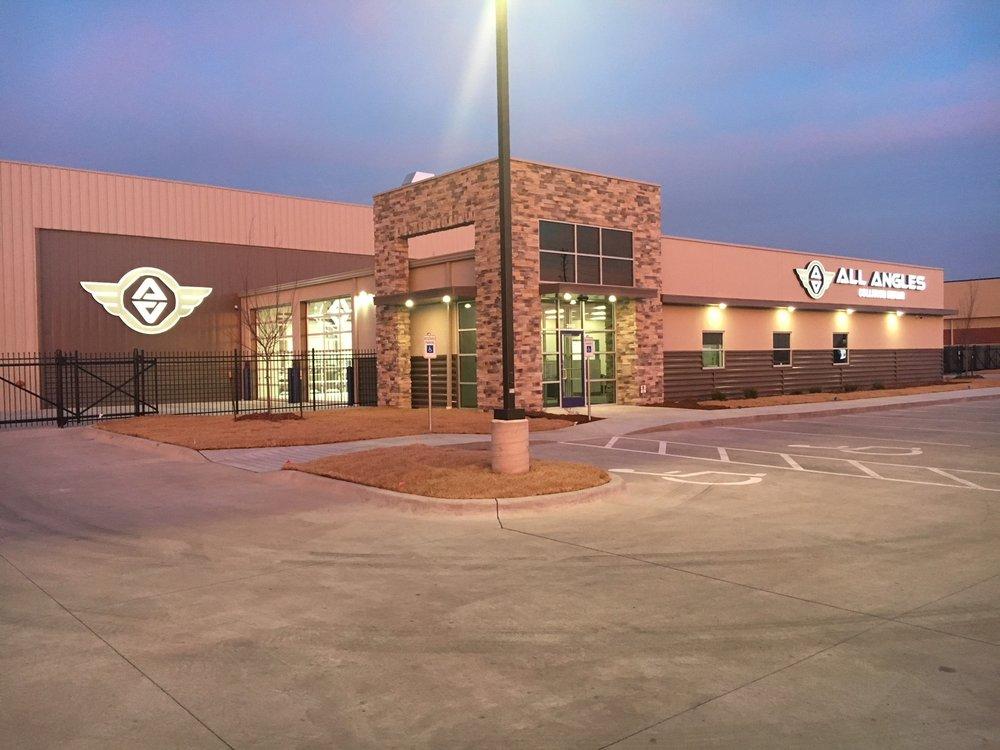 All Angles Collision Repair: 2809 N Greenwich Rd, Wichita, KS