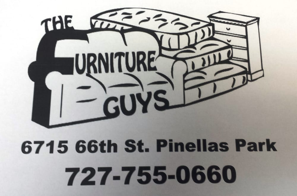 The Furniture Guys: 6715 66th St, Pinellas Park, FL