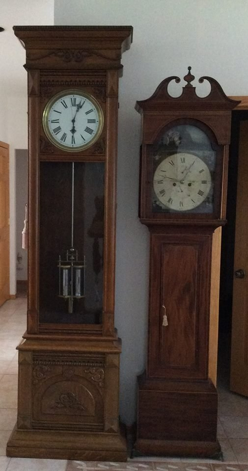 Sedberry Clock Repair: 771 N Ohio St, Aurora, IL