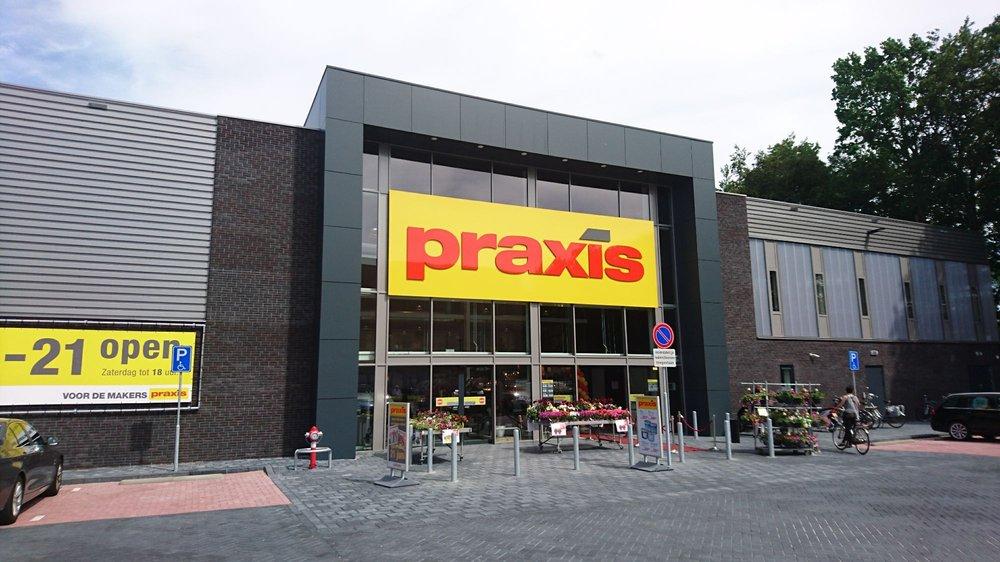 Praxis hardware stores verlengde zuiderloswal hilversum
