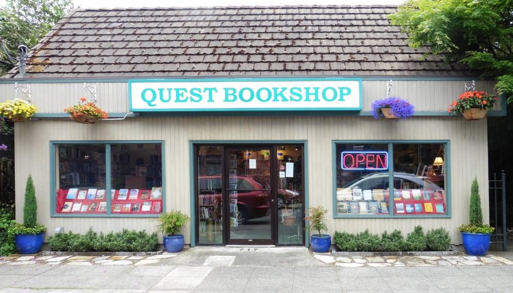 Quest Bookshop - 14 Photos & 14 Reviews - Bookstores - 717