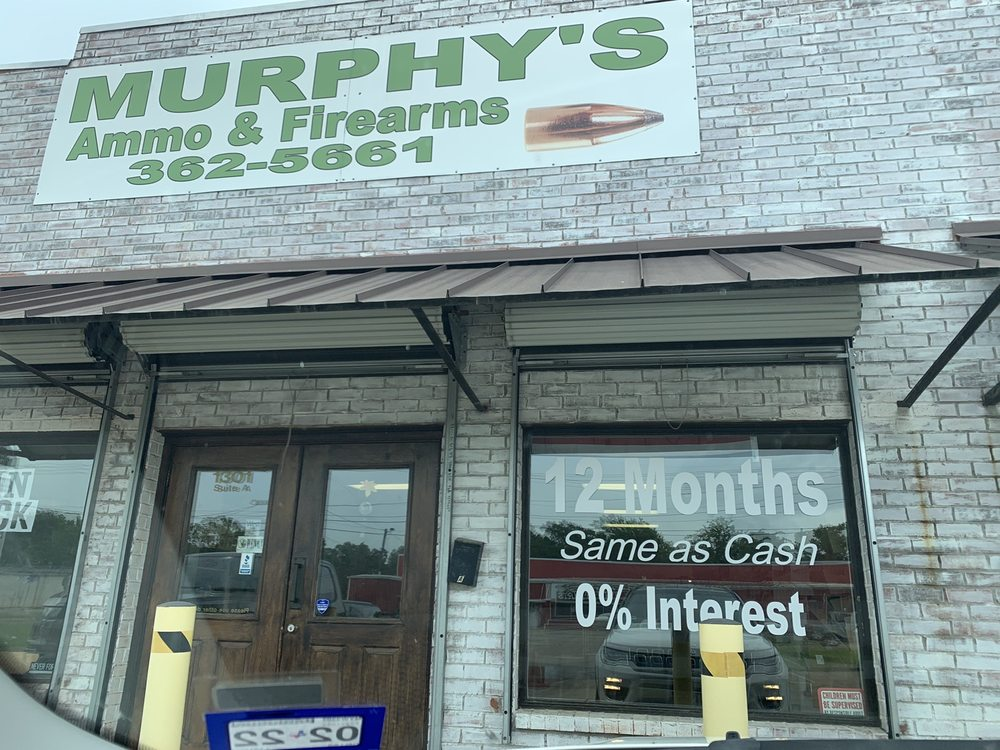 Murphy's Ammo and Firearms: 1301 Thomas Rd, West Monroe, LA
