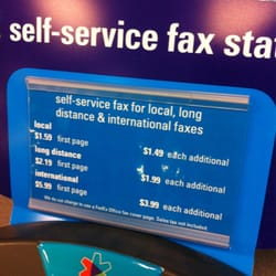 Kinkos Fax Price What does Kinko's charge to send a fax? Kinko's, the popular copy shop that was acquired by FedEx in early and became FedEx Kinko's Office and Print Center, offers fax sending and receiving services at all of its locations.