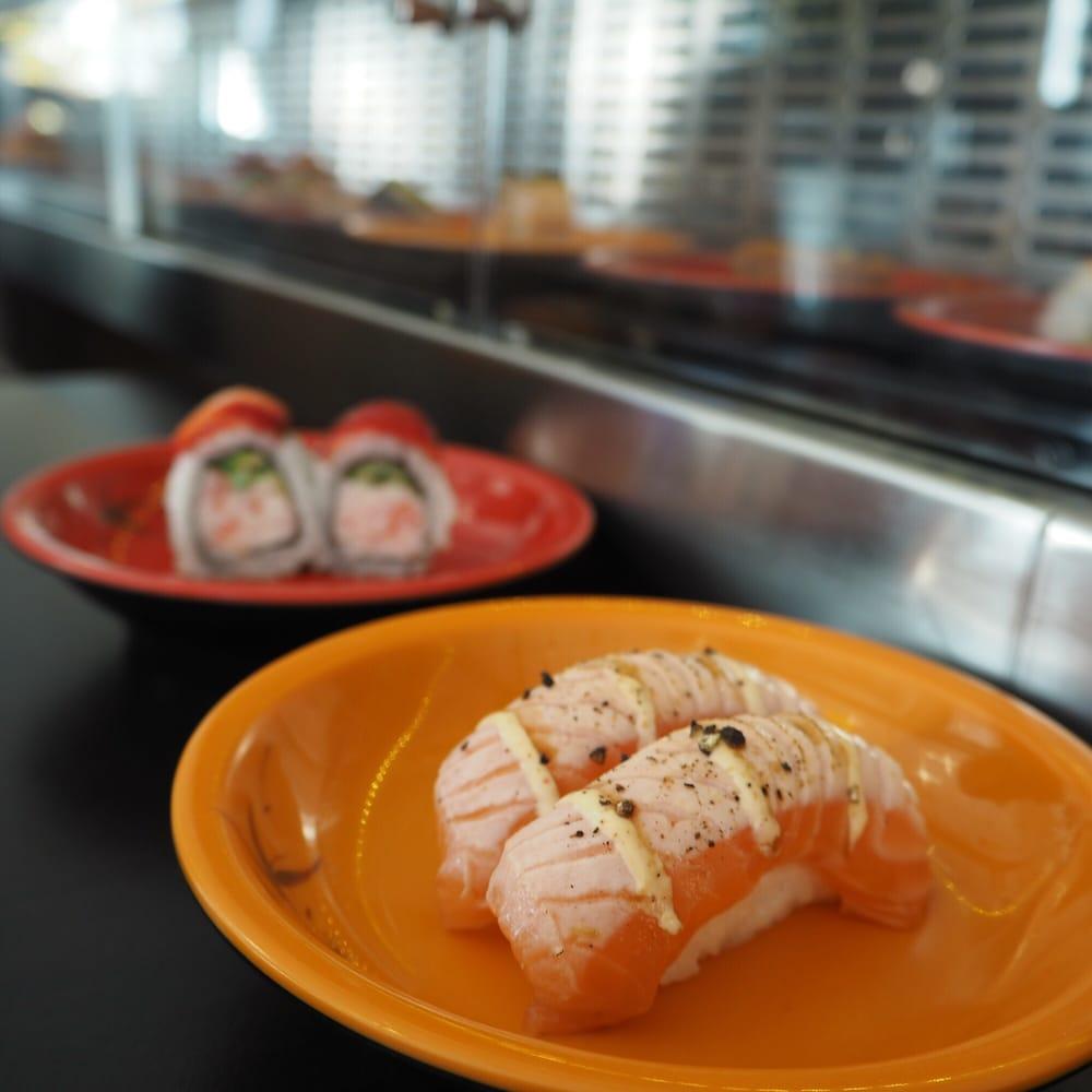 running sushi hc ørstedsvej