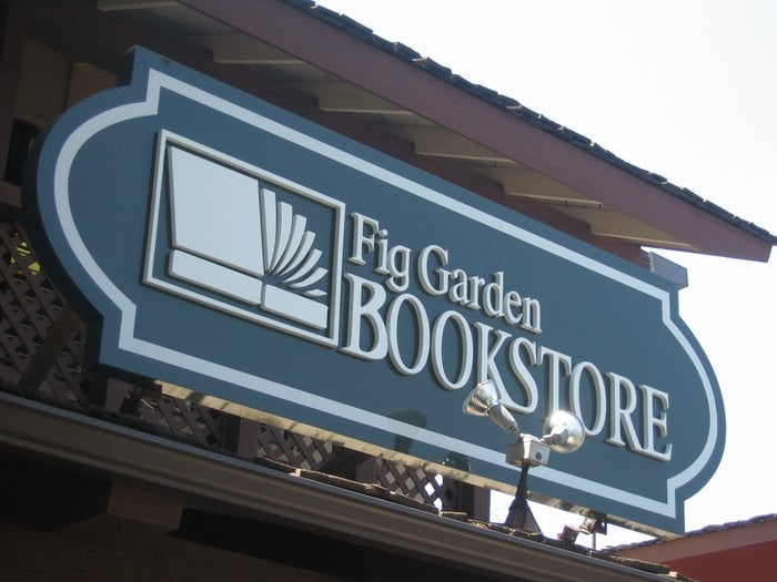 Fig Garden Bookstore Closed Bookshops 5084 N Palm