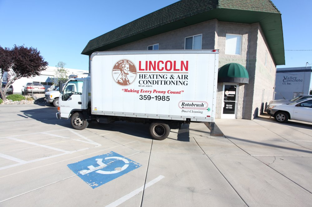 Lincoln Heating & Air Conditioning