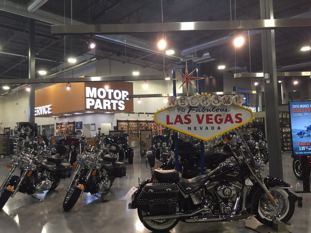 Harley Davidson Dealers Near Me >> Las Vegas Harley-Davidson - 18 Photos & 15 Reviews - Motorcycle Repair - 5191 S Las Vegas Blvd ...