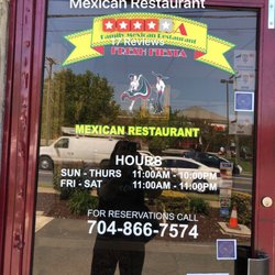 Photo Of Azteca Family Mexican Restaurant Gastonia Nc United States They Are