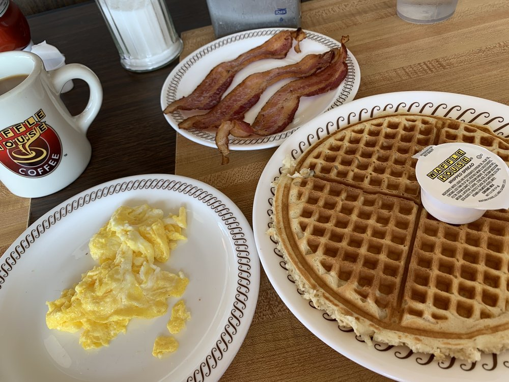 Waffle House: 4319 Butler Hill Rd, Saint Louis, MO