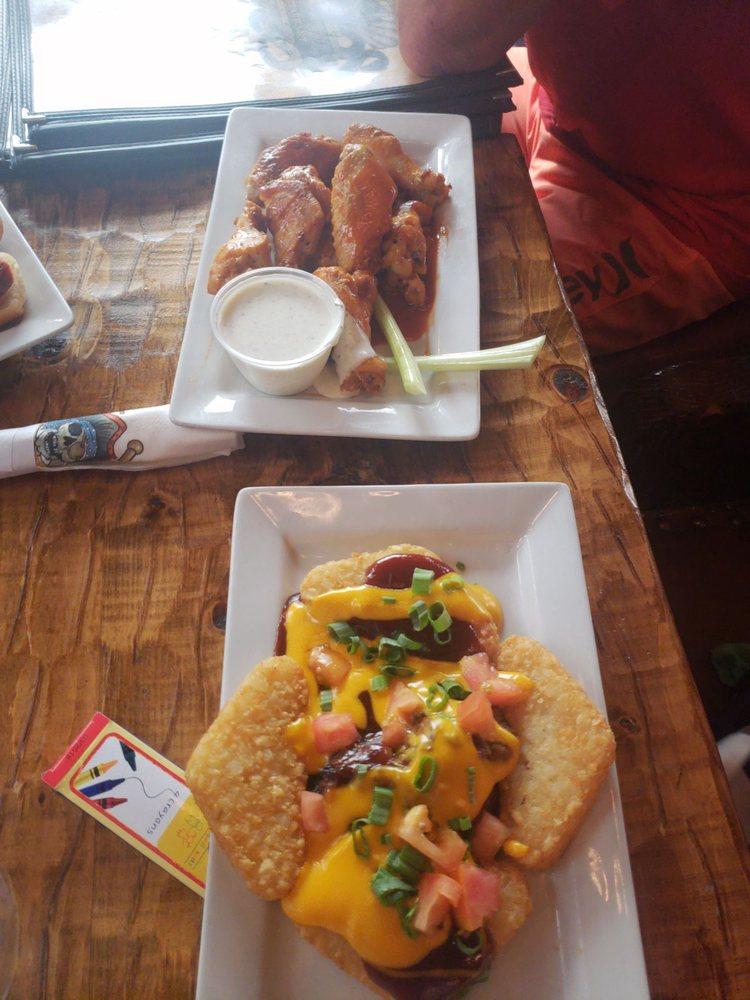 Black Pearl Restaurant: 7350 Riverside Dr, Parker, AZ