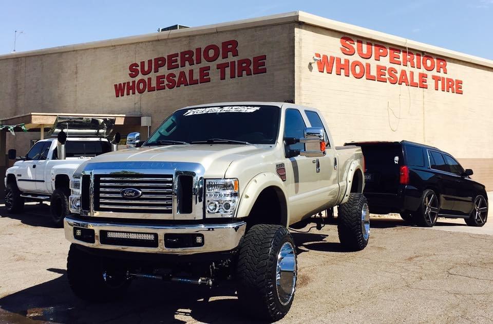 Superior Wholesale Tire: 4919 W Colter St, Glendale, AZ