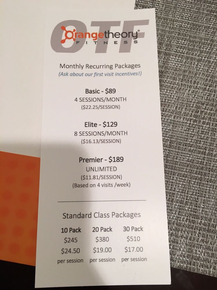 ddeea3e76a7 Here are the prices at the Brentwood location. If you buy the ...