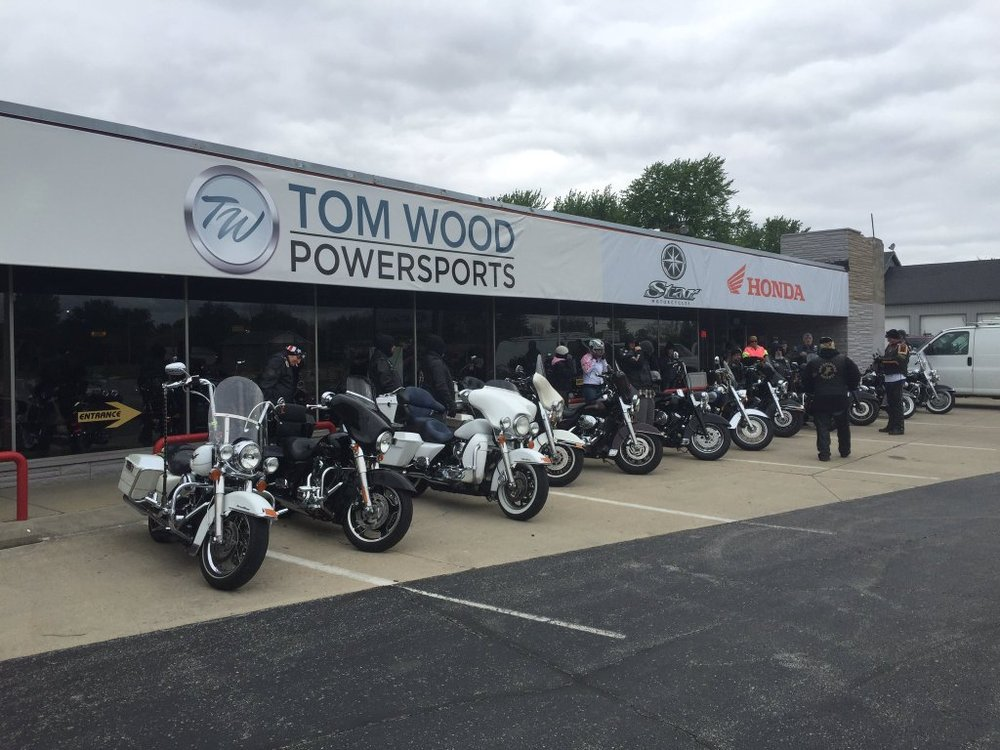 Tom Wood Powersports - Anderson: 3165 IN-9, Anderson, IN
