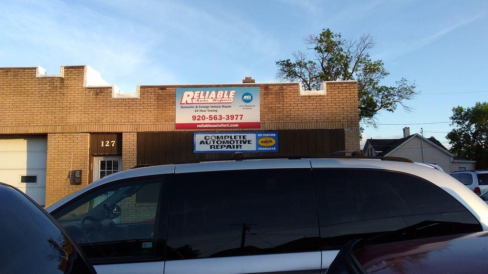 Reliable Auto Repair: 127 Milwaukee Ave W, Fort Atkinson, WI