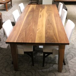 Photo Of Geddes Furniture   Halifax, NS, Canada. Walnut Table With Melody  Chairs